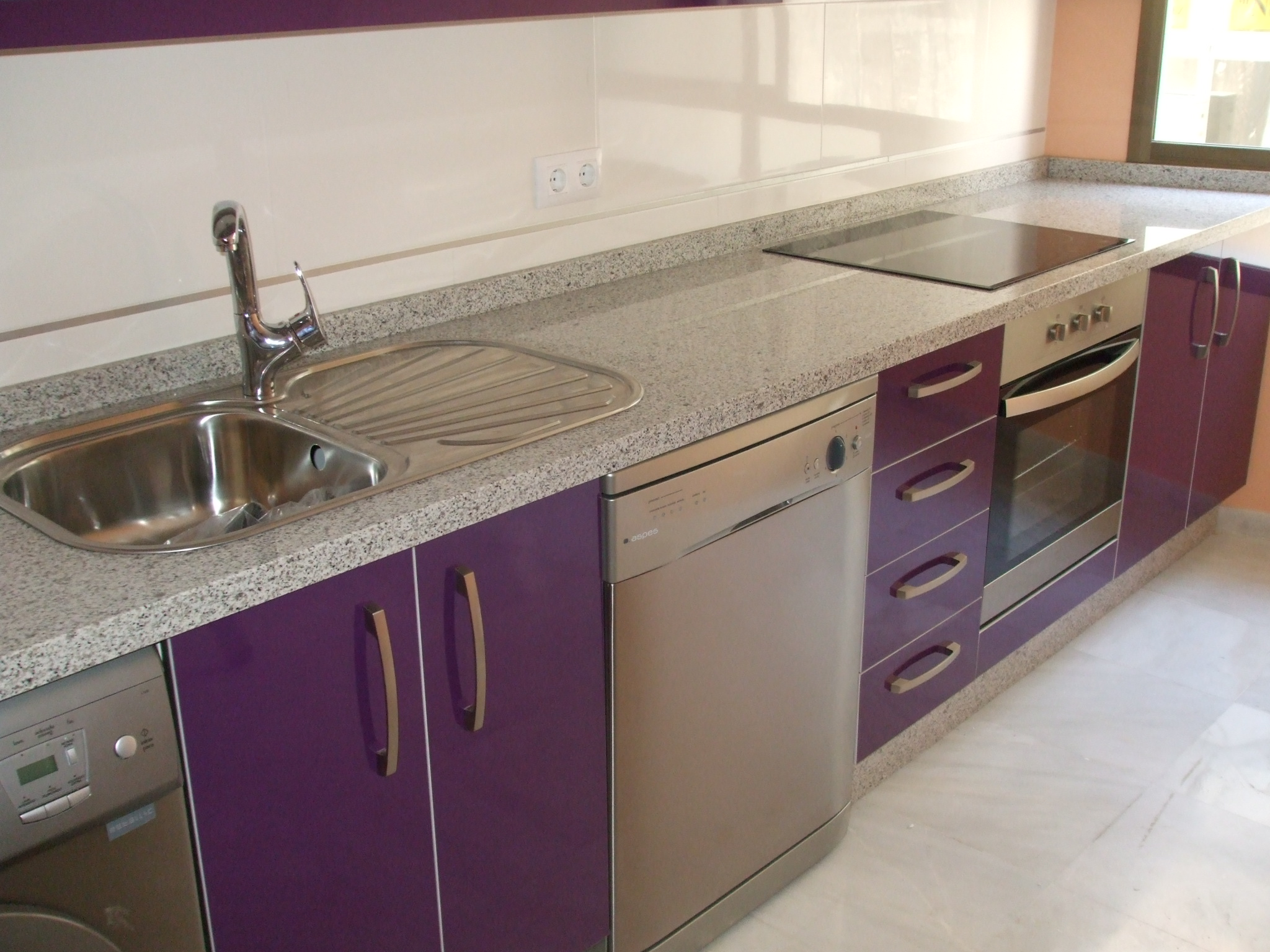 Cocinas modernas Sevilla - Muebles Leon